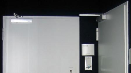 Amortizor  Geze TS 4000V 40-160 KG cu blocare