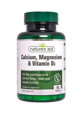 Calciu, Magneziu si Vitamina D3
