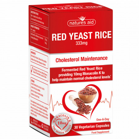 red yeast rice natures aid