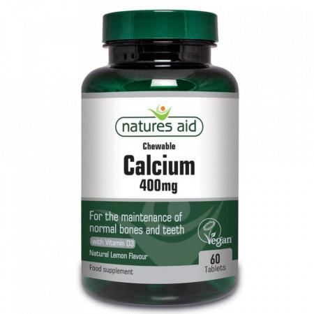 Calciu si vitamina D3 masticabil