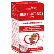 Red Yeast Rice 600 mg ,30 capsule vegetale