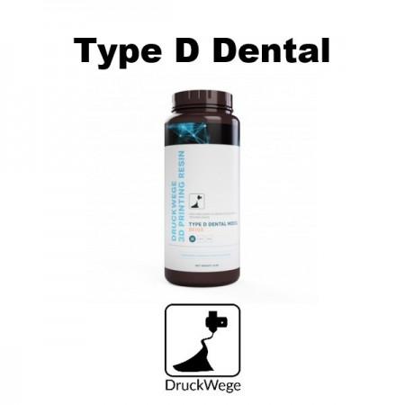 Rășină DruckWege Type D Dental 200g