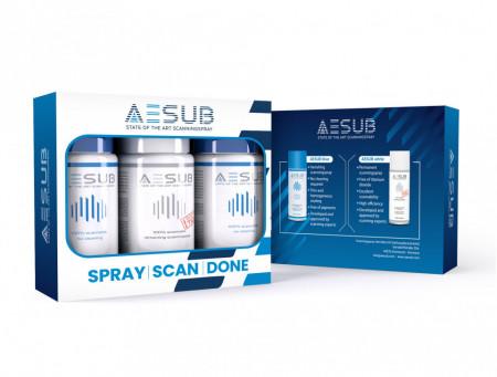 AESUB spray de scanare 3D profesional 400ml
