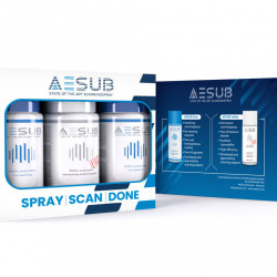 AESUB spray de scanare 3D profesional 400ml