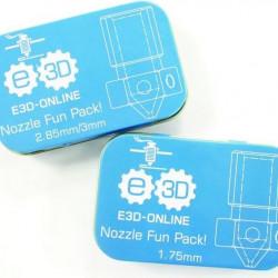 E3D Nozzle Fun Pack- 1.75mm