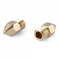 Duză din alamă pentru Zortax M200/M300 - 0,4 mm