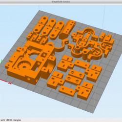 Simplify3D®, aplicație profesională pentru imprimarea 3D