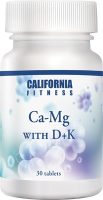 CA-MG with D+K (30 tablete)