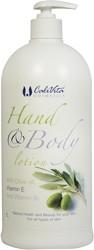 Crema Hand & Body Lotion (1000 ml)