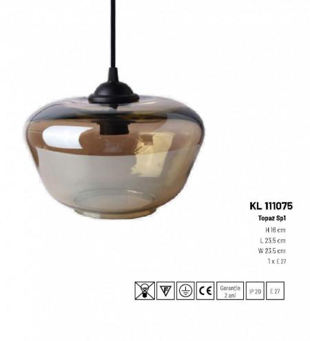 LUSTRA TOPAZ KL111075