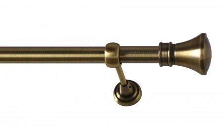 Galerie simpla 25 MM - fara inele - LUXOR AUR ANTIC
