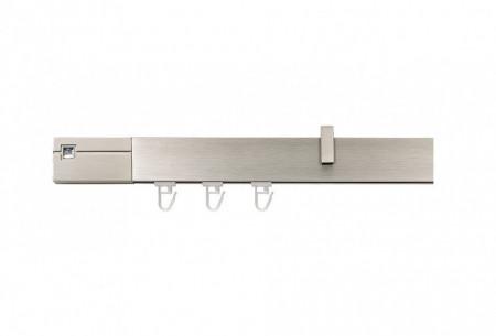 Galerie SIMPLA SQUARE LINE prindere tavan - SQUARE - Q-ART crom mat
