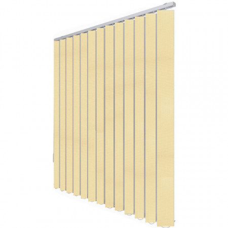 Jaluzele verticale Cora 5030 CREM DESCHIS