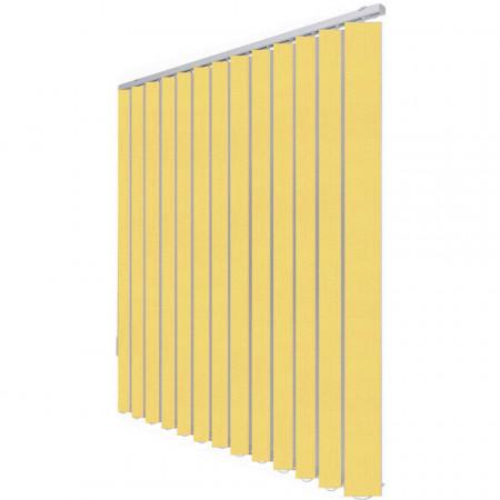 Jaluzele verticale Cora 5060 galben