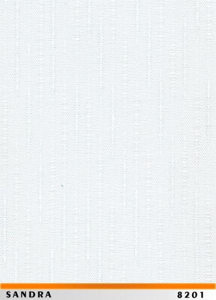 Jaluzele verticale SANDRA 8201 ALB