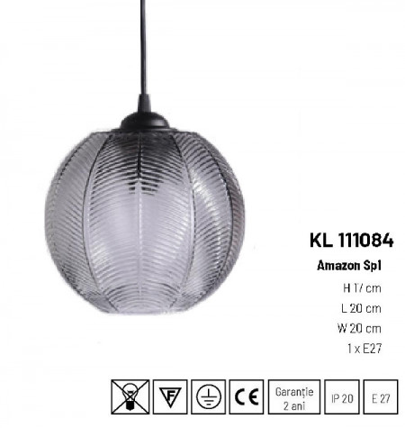 LUSTRA AMAZON KL111084