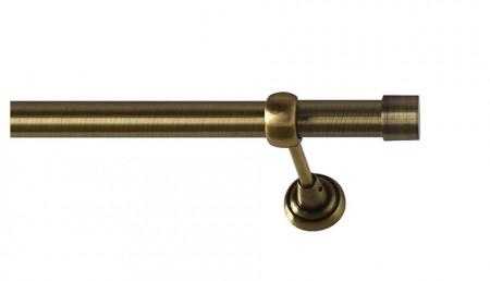 Galerie simpla - fara inele - Capacel/ 25 - fara inele - aur antic