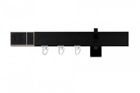 Galerie SIMPLA LINIE NEAGRA Square Line - Boss negru
