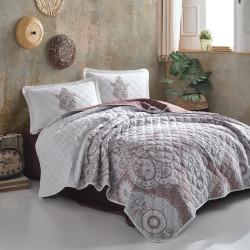 Cuvertură de pat Clasy-matlasată 2 persoane (AZKA V2)