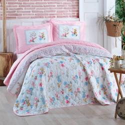 Cuvertură de pat Clasy-matlasată 2 persoane - MAY