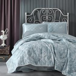 Cuvertură de pat Clasy-matlasată 2 persoane (NATUR V1)