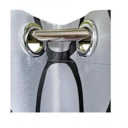 SET Draperie W4810 D2 cu inele capse inox