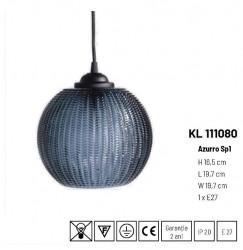 LUSTRA AZURRO KL111080