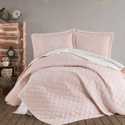 Cuvertură de pat Clasy-matlasată 2 persoane (LUKKA)