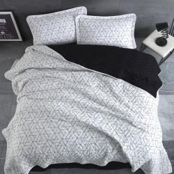 Cuvertură de pat Clasy-matlasată 2 persoane (MONZA V2)
