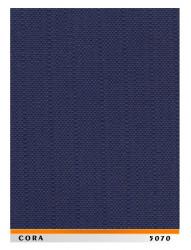 Jaluzele verticale Cora 5070 ALBASTRU INCHIS