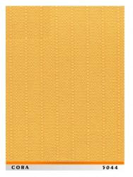 Jaluzele verticale Cora 5044 galben ruginiu