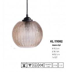 LUSTRA AZURRO KL111082