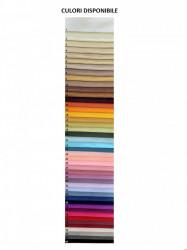 Set complet pentru fereastra Galerie PRINCE 19/19 - inox + Perdea 1008-V03 krem + Draperie CATIFEA V13- inele capse inox