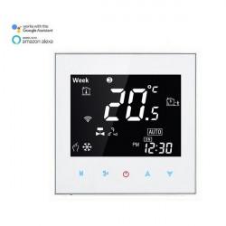 Termostat Centrala Gaz Touch WIFI-Direct compatibil Amazon Alexa si Google Home