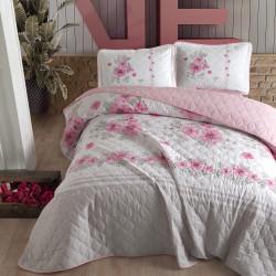 Cuvertură de pat Clasy-matlasată 2 persoane (LOVERS)