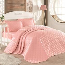Cuvertură de pat Clasy-matlasată 2 persoane - RABEL V4