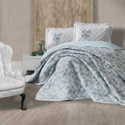 Cuvertură de pat Clasy-matlasată 2 persoane (RAVEN V2)