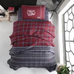 Cuvertură de pat Clasy-matlasată o persoană (CAMPUS V1)