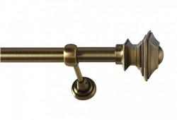 Galerie simpla - fara inele - VERDI 25 - fara inele - aur antic