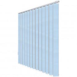 Jaluzele verticale Cora 5041 ALBASTRU DESCHIS