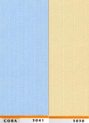 Jaluzele verticale DOUA CULORI CORA 5041/5030