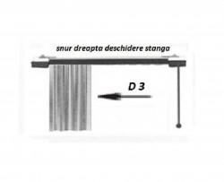Sina aluminiu,Casa Deco Logistics,deschidere D3