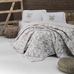 Cuvertură de pat Clasy-matlasată 2 persoane (RAVEN V1)