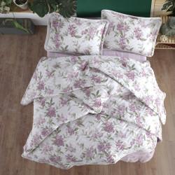 Cuvertură de pat Clasy-matlasată 2 persoane (LORA)