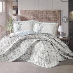Cuvertură de pat Clasy-matlasată 2 persoane - NODE