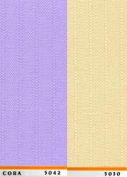 Jaluzele verticale DOUA CULORI CORA 5042/5030