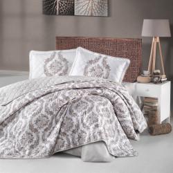 Cuvertură de pat Clasy-matlasată 2 persoane (FLORESTA V1)
