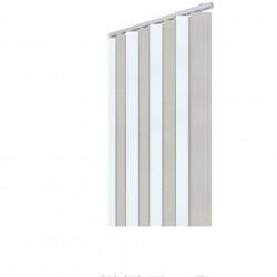 Jaluzele verticale DOUA CULORI CORA 5014/5022 ALB/GRI