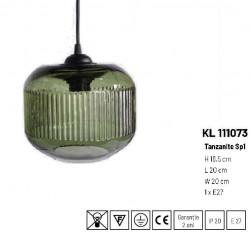 LUSTRA TANZANITE KL111073