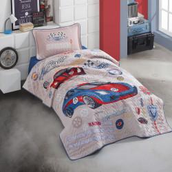 Cuvertură de pat Clasy-matlasată o persoană (GARAGE)